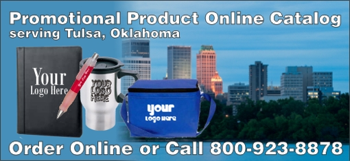 Promotional Products Tulsa, Oklahoma